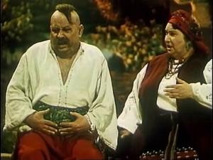 кадр из фильма Запорожец за Дунаем