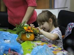 Мастер-класс и лекция о тыкве в украинских обрядах